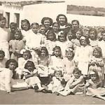 Escola das Raparigas com a Dª Joaninha