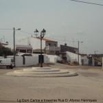 Largo D. Carlos e traseiras Rua D. Afonso Henriques