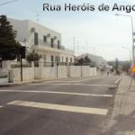 Rua Heróis de Angola
