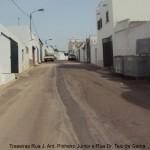 Traseiras Rua J. Ant. Pinheiro Jr. e Rua Dr. Tello da Gama