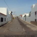 Traseiras da Rua 1º de Maior com o Largo M. Rui Azinhais Nabeiro