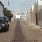 Traseiras do Largo M. Rui A. Nabeiro e Rua Aurélio Martins