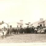 inauguração dos tanquinhos