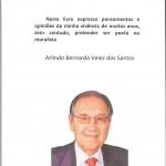 Arlindo Santos poesia generalista