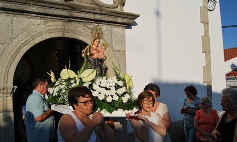Festas de Degolados animaram a Freguesia