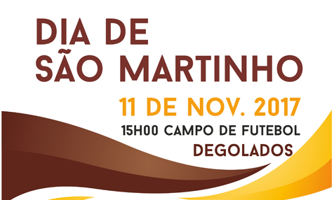 Venha celebrar o S. Martinho connosco