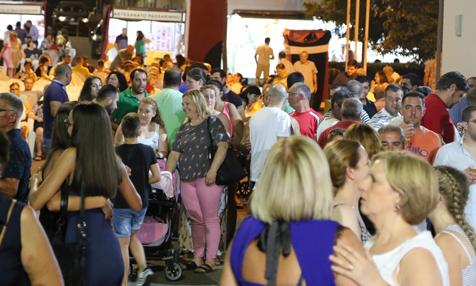 Festas em Honra de N. Sra da Graça dos Degolados animaram centenas de visitantes