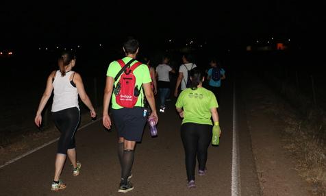 Caminhada Noturna em Degolados