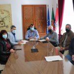 Junta de Degolados assinou acordo de colaboração com o Município