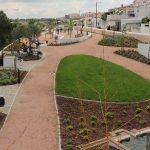 Parque Verde de Degolados inaugurado